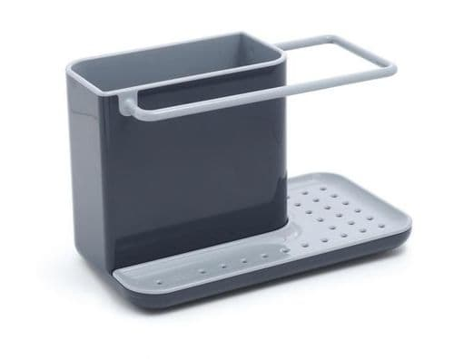 JOSEPH CADDY SINK ORGANISER-DARK GREY/GREY